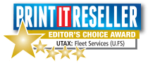 Print IT Reseller - Editor's Choice Award